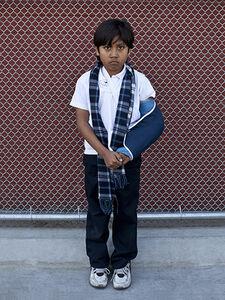 Judy Gelles, 'USA: Urban Public School (Boy)', 2012