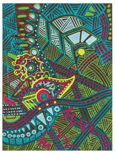 Abdullah Qandeel, 'The Eagle', 2015, 06, 22