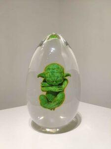 Alexandre Nicolas, 'Yoda egg', 2012