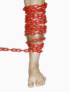 Toni Kitti, 'The Leg', 2015