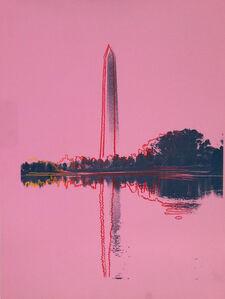 Andy Warhol, 'Washington Monument (IIIB.17) [b]', 1983