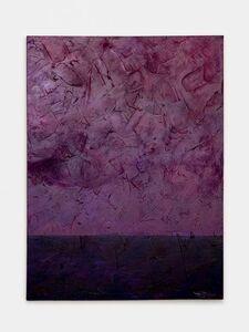 Sheila Isham, '471 Cosmic Earth (Border Series II Mourning)', 2009