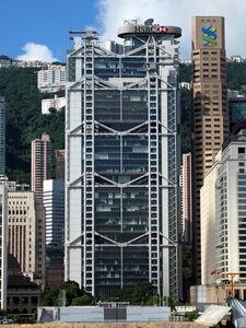 Norman Robert Foster, 'Hong Kong and Shanghai Bank', 1986
