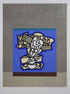 Alun Leach-Jones, 'Tabula Rosa 2', 2004