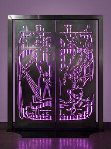 Villa Design Group, 'Meat Locker VI (Gilles de Rais)', 2015