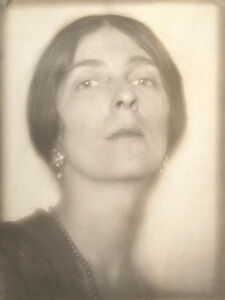 Margaret Watkins, 'Self Portrait', 1919