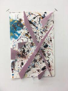 Chris Esposito, 'Untitled Nail Drawing', 2019