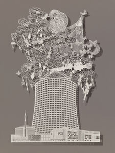 Bovey Lee, 'Power Plant - The Butterfly Dream', 2008
