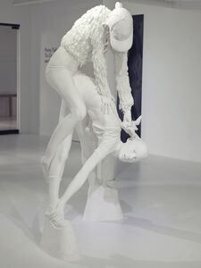 Cajsa von Zeipel, 'Passing Through Kicking Legs', 2014