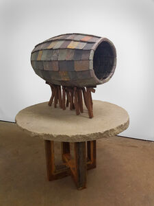 Ilan Averbuch, 'The Contract (After Cyrus Cylinder)', 2017