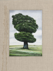 Manuel Cancel, 'Tree #4'