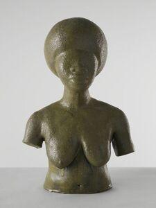 Simone Leigh, 'Untitled (tea dust Temoku)', 2020