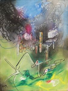 Roberto Matta, 'Untitled', 1973