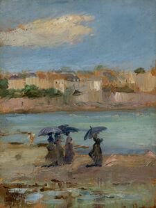 Maurice Brazil Prendergast, 'Dinard', 1891