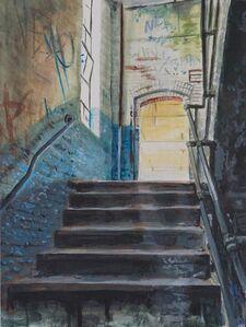 Evan Lovett, 'Stairway to...', 2017