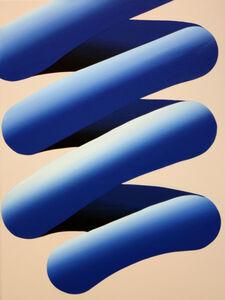 Cam Edward, 'Little Blue', 2018