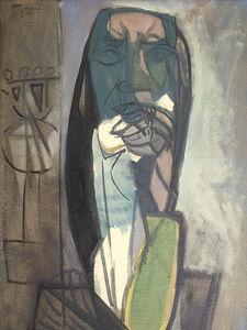 Edouard Pignon, 'Pleureuse', 1946