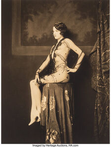 Alfred Cheney Johnston, 'Jean Ackerman, Ziegfeld', 1929