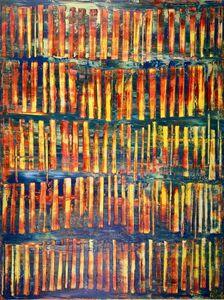 Nestor Toro, 'Metallic spectra and light intrusions', 2019