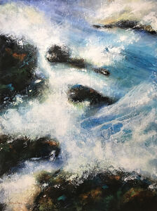 Mary Ellen Strack, 'Coastal', 2017