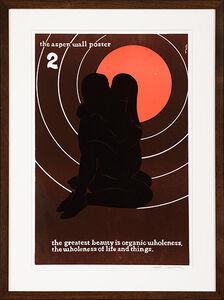 Thomas W. Benton and Hunter S. Thompson, 'Aspen Wallposter #2 ', 1970