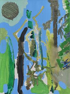 Jin Jinghong 金景鸿, ' Blue Scenery'