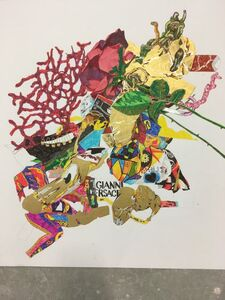 Sam Keogh, 'Knot Drawing', 2016