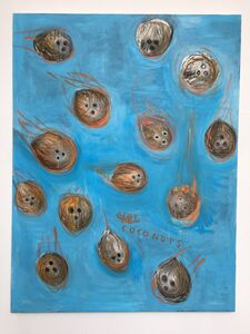 Stephen Wilks, 'Hot Coconuts', 2010