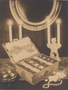 Margaret Watkins, 'Untitled (Chocolates and pearls)', ca. 1920's