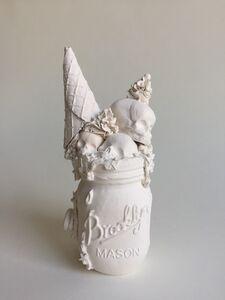 Jacqueline Tse, 'Ice Cream float jar IV', 2018