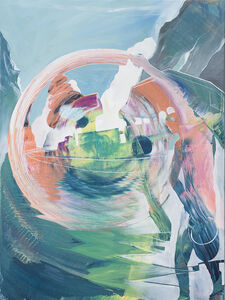 Will Barras, 'Convoi Exepcionnel', 2017