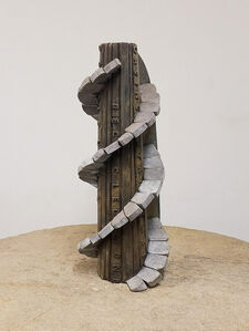 Ilan Averbuch, 'DNA Tower', 2014