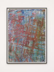 Terry Adkins, 'Flowing Streams', 1989
