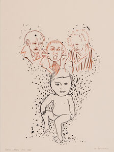 Maureen Selwood, 'Curly, Larry and Moe', 2010