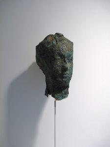 Hilario Isola, 'Miss Q', 2017