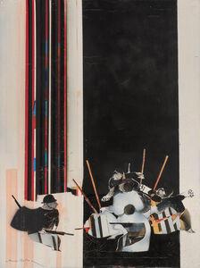 Marek Halter, 'War'