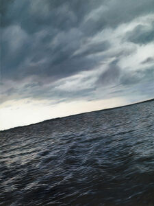 Rosalyn Bodycomb, 'Storm II, Eagle Mountain Lake', 2009