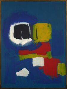 Frank Wimberley, 'Barbara's Painting', 1958
