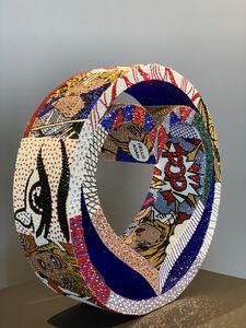 Metis Atash, 'Symbol Life Is A Journey feat. Lichtenstein (small)', ca. 2019