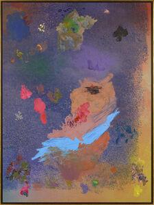 Albert Stadler, 'Night Owl', 1974