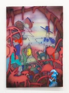 Antwan Horfee, 'Fisherman fav swamp', 2019