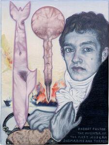 Emmanouil Bitsakis, 'Robert Fulton', 2014