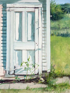 Melanie Vote, 'Left Door Plein Air', 2019