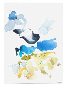 Alaina Sullivan, 'Rain at the Beach, Study III', 2019