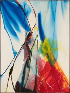 Paul Jenkins, 'Phenomena Dylan's Host', 1969