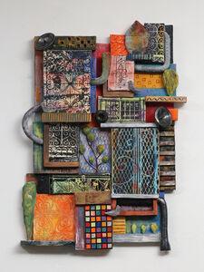 TIFFANY SCHMIERER, 'Patternscape: Ornate Iron', 2016