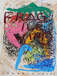 Iabadiou Piko, 'Fragile Wind', 2018