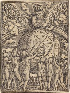 Hans Holbein the Younger, 'The Last Judgment'