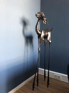 Herakut, 'Bambi', 2013