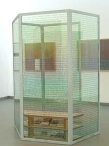 Renée Green, 'Elsewhere? - Movable Contemplation Unit (MCU)', 2002